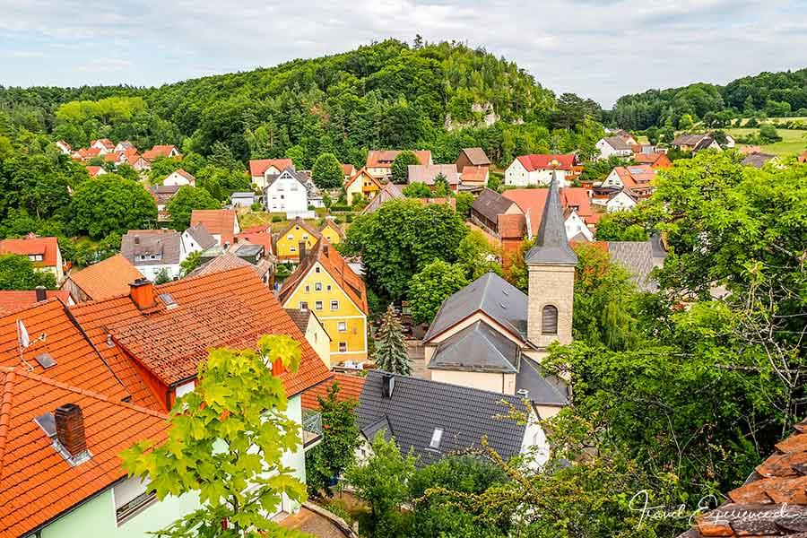 Nürnberger Land, Burg Hartenstein