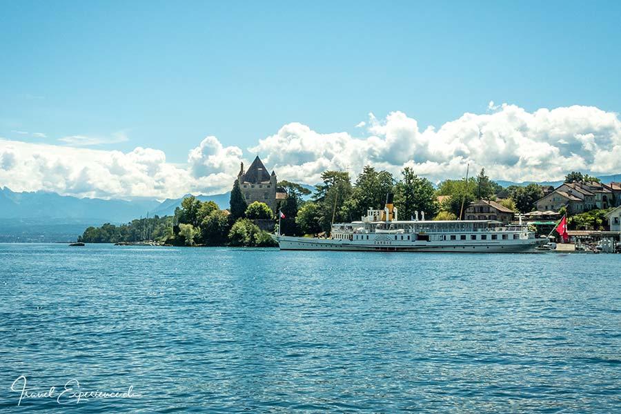 Yvoire, Lac Leman