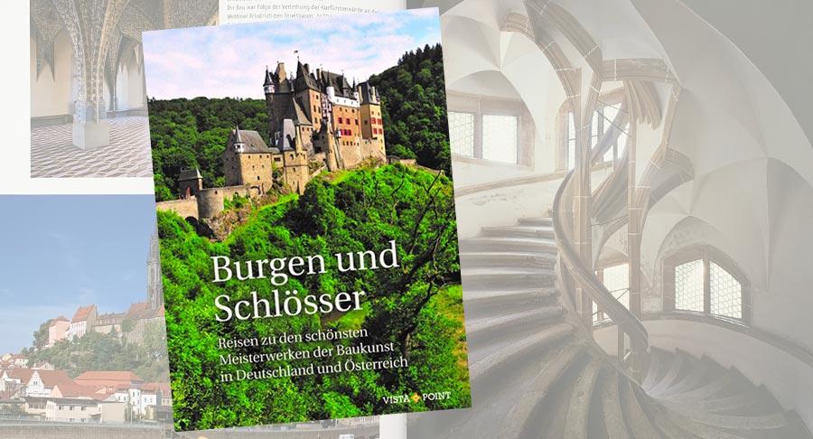 Buchtipp, Burgen und Schlösser, Vista Point Verlag