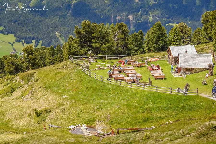 Tirol, Pitztal, Kalbenalm