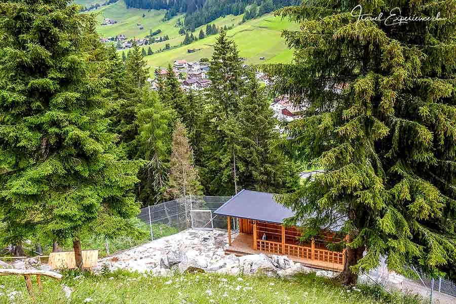 Tirol, Pitztal, St. Leonhard, Steinbockzentrum