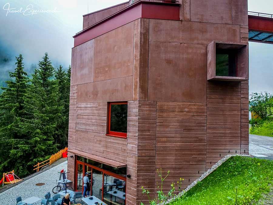 Tirol, Pitztal, Steinbockzentrum