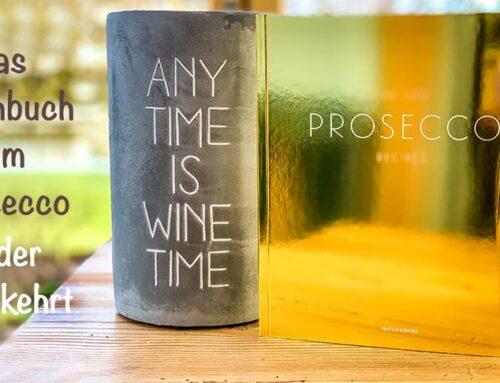 100 Prosecco-Rezepte von Sandro Bottega