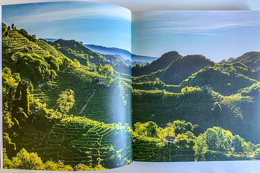 Hügeliger Veneto,