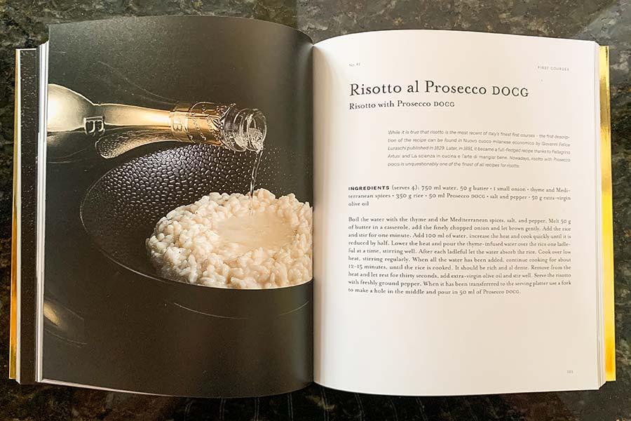 100 Prosecco-Rezepte von Sandro Bottega 1