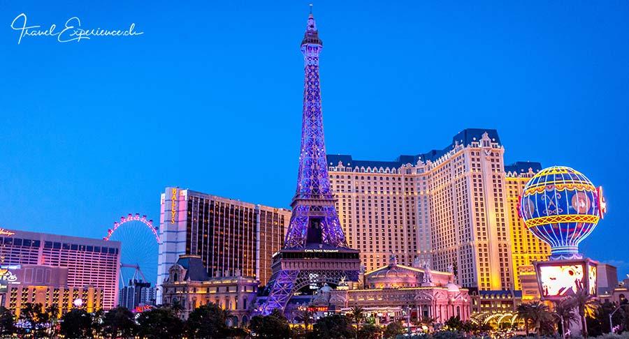 Las Vegas, Paris Hotel Casino