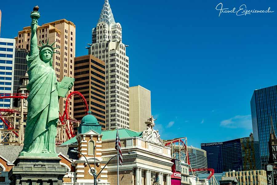 New York New York Hotel & Casino, Las Vegas