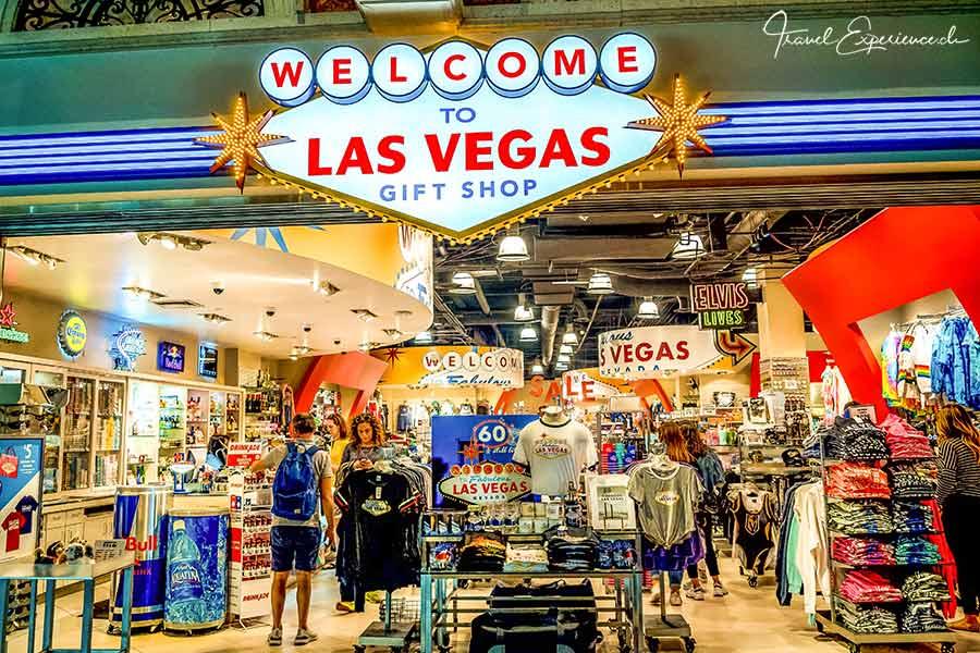 Las Vegas, Souvenirshop