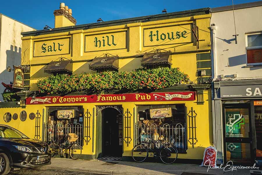 Salthill, O'Connor's Famous Pub