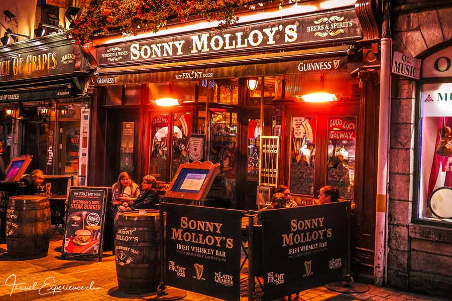 Galway, Sonny Molloy's Pub
