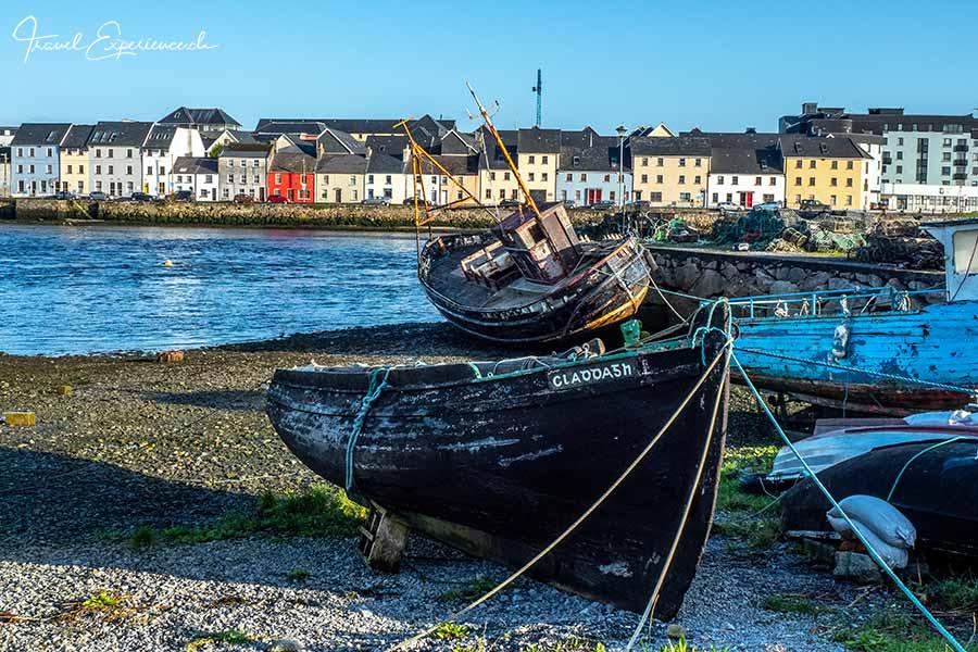 Galway, von Claddagh aus