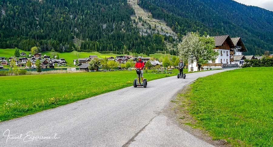 Segway, Weissensee, Kärnten