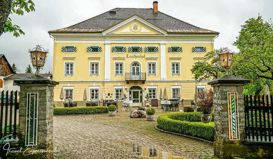 Schloss Lerchenhof, Hermagor, Kärnten