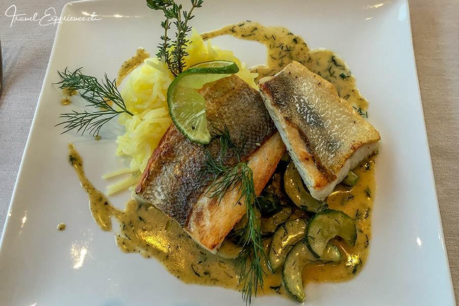 Fisch, Hotel Regitnig, Weissensee, Kärnten