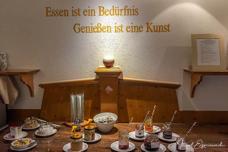 Frühstück, Hotel Regitnig, Weissensee Kärnten