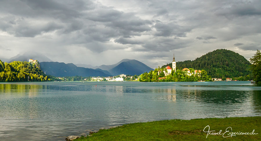 Slowenien, Bleder See