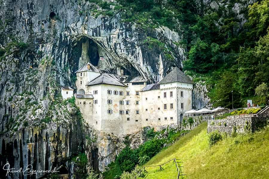 Slowenien, Predjama, Burg