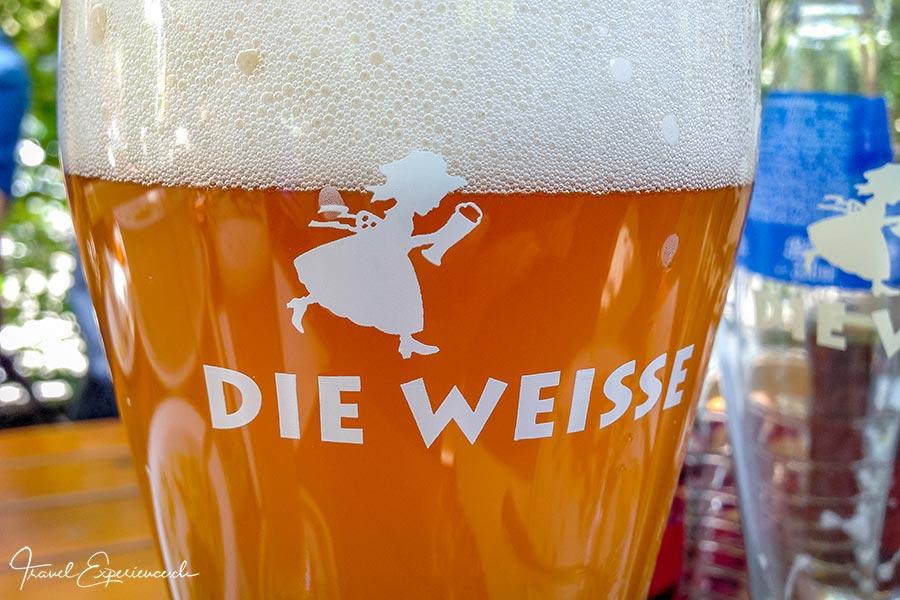 Die Weisse, eine Bierbrauerei in Salzburg