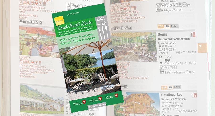 Cover Land-Beizli guide 2021 22