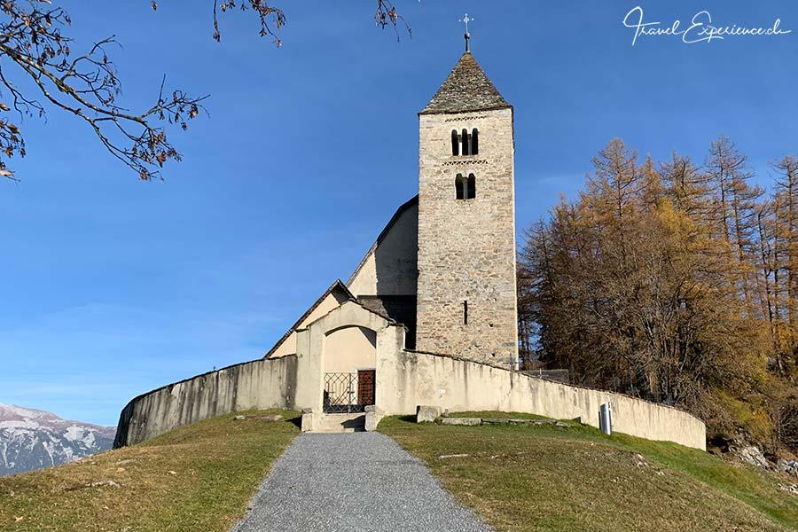 Falera, Remigiuskirche,