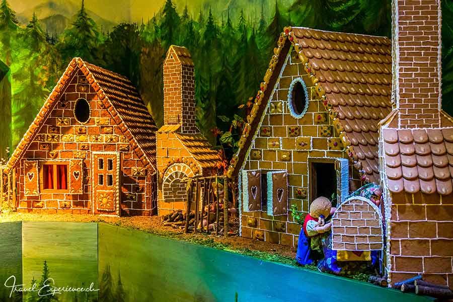 Mariazell, Pirker, Lebkuchenhäuser