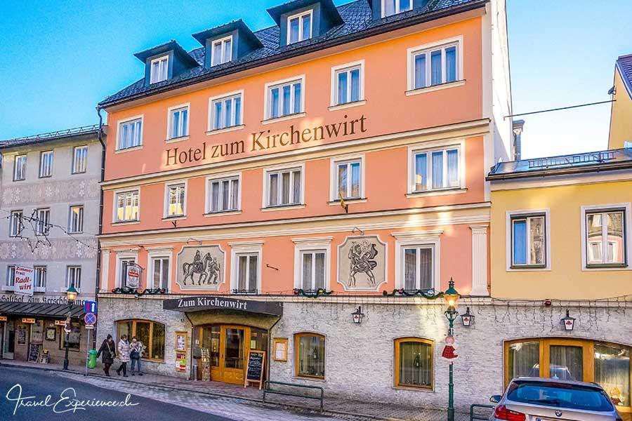 Mariazell, Hotel zum Kirchenwirt