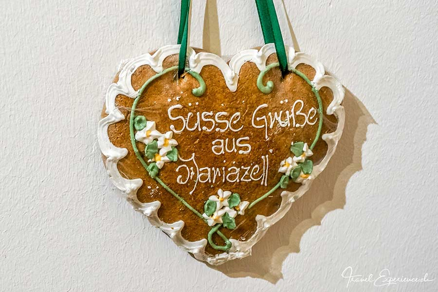 Mariazell, Lebkuchenherz