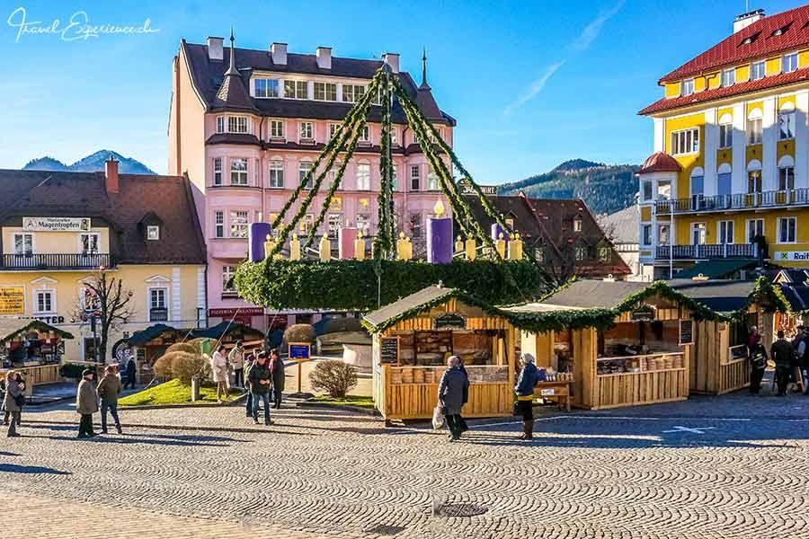 Mariazell, Adventskranz, Adventmarkt