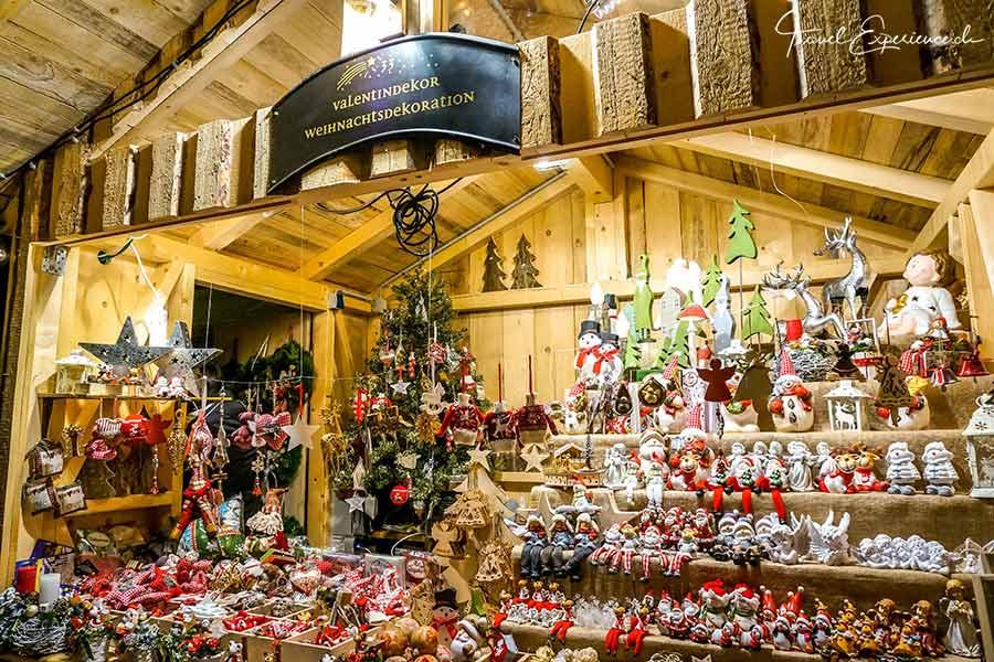 Mariazell, Adventsmarkt, Stand, Weihnachtsdeko