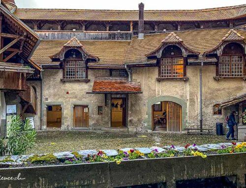 Montreux: Regenwetter-Ausflugstipps