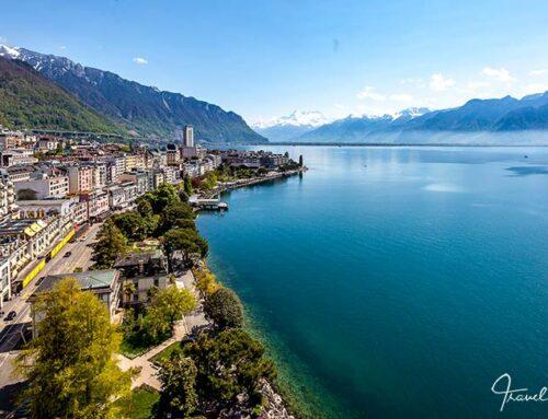 Begegnungen in und um Montreux