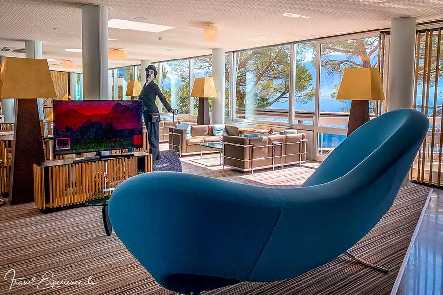 Lobby des Eurotel Montreux