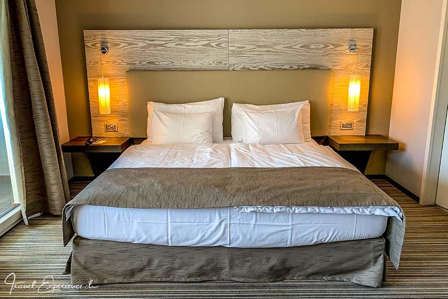 Zimmer im Eurotel Montreux