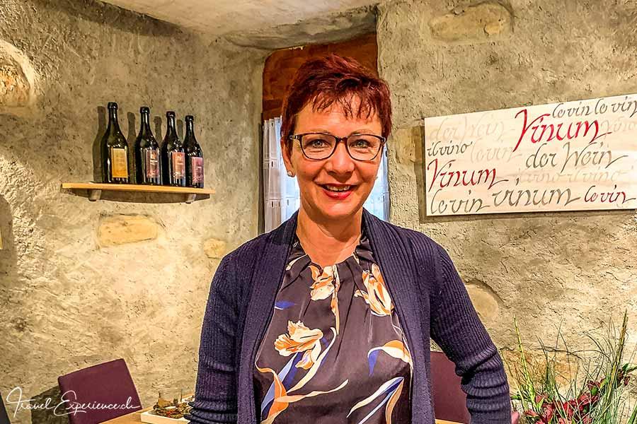 Aurélia Joly von der Cave Joly
